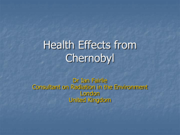 chernobyl effects