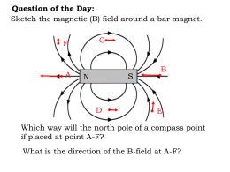 Lesson 2: Magnetism