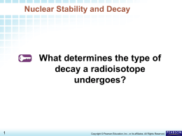 properties of waves review and reinforce radioactive dating