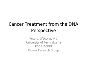 PPT - National Coalition for Cancer Research