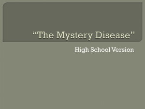 View PowerPoint Presentation of High School Guided Inquiry