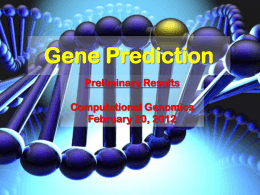 2nd_pres_Geneprediction