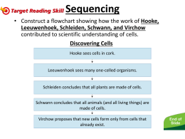 Discovering Cells-Sequencing