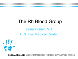 ABO Blood Group - Global Healing