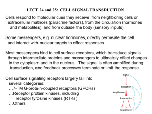 Lect24.25.CellSignaling
