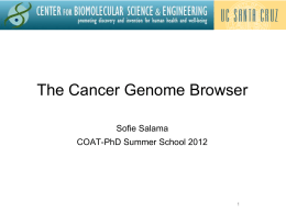 CancerBrowser_COAT2012