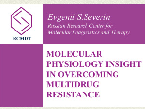 molecular physiology insight in overcoming