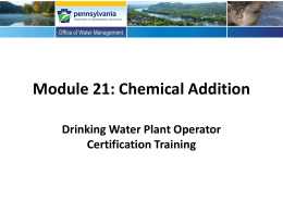 Powerpoint Chemical Addition Feb 2014