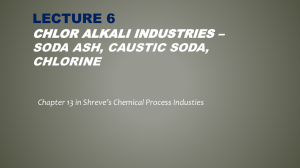 LECTURE 7 Chlor_Alkali_Industries