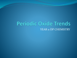 Periodic Trends of Oxides - slider-dpchemistry-11