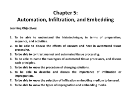 Chapter 5: Automation, Infiltration, and Embedding