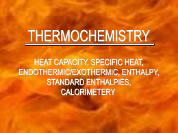 Thermodynamics PPT