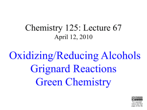 Grignard reagents