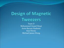 Senior Design Final Powerpoint