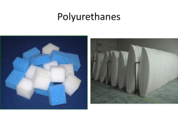 Polyurethane - University of Nebraska Omaha