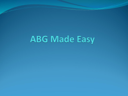ABG Made Easy
