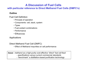 Laminar Flow Fuel Cells