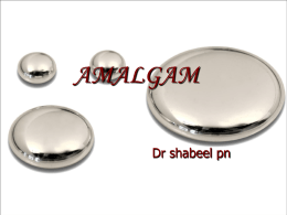 AMALGAM - shabeelpn