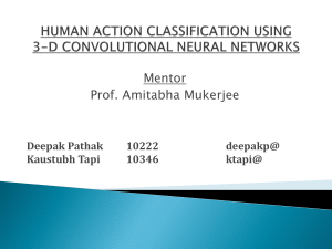 human action classification using 3-d convolutional neural