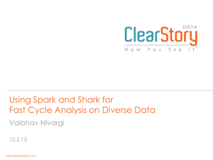 Slides PDF - Spark Summit