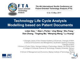 Technology Life Cycle Analysis Modelling based on Patent