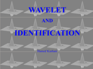 Wavelet_Identification
