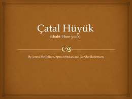 catal huyuk was a civilization essay