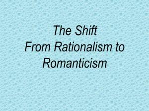 A Fundamental Problem of Rationalism