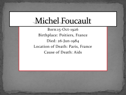 Michel-Foucault-power-point
