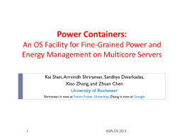 Power Containers: An OS Facility for Fine