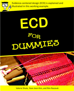 What is ECD?