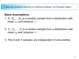 Point estimation in inferential statistics