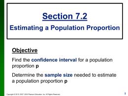 Worksheets Confidence Interval Worksheet confidence interval worksheet ch7 2