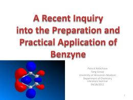 A Recent Inquiry into the Preparation and Practical Application of