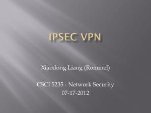 Ixia Black Book: Network Security