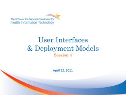 Session 4_Direct Boot Camp_User Interfaces and