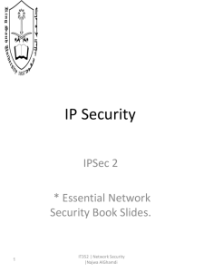 part2 - IT352 : Network Security