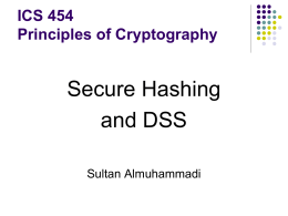 P11.Secure Hashing a..