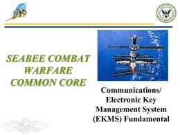 SECTION IV: ANNEX E. – Brigade COMSEC SOP AFVA-3B
