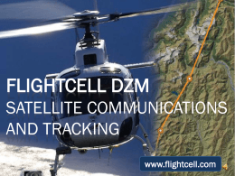 Flightcell Secure communication system