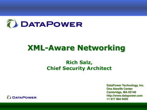 DataPower Architectural Design Patterns Integrating and