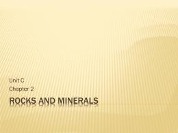 Mineral - ed585kdavis