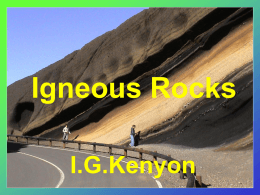 AS Guide To Igneous Rocks