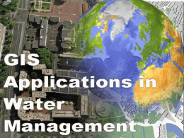 Lectuers - MEWR - MSc. Environment & Water Resources