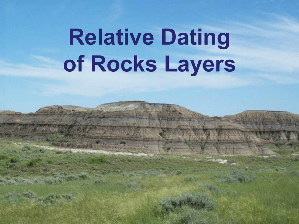 Related Post of Relative dating homework