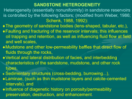 Sandstone Reservoir Heterogenity