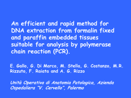 An efficient and rapid method for DNA extraction from formalin