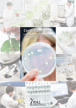 NAL conditions
