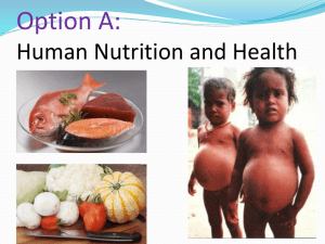 Human Nutrition and Health - IBDPBiology-Dnl