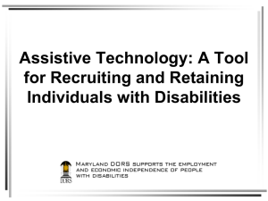 1-Assistive Technology